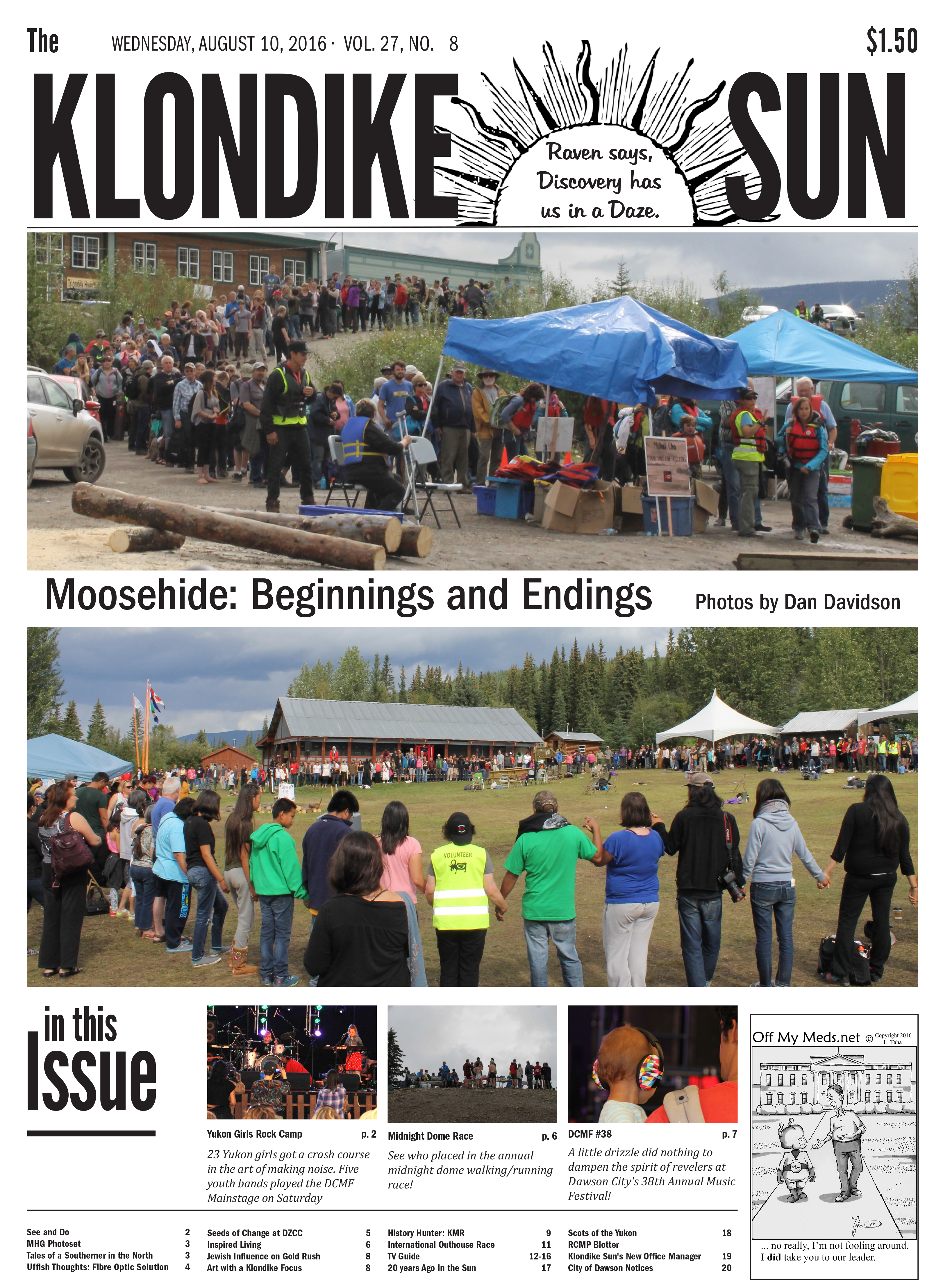 FRONT PAGE AUGUST 10