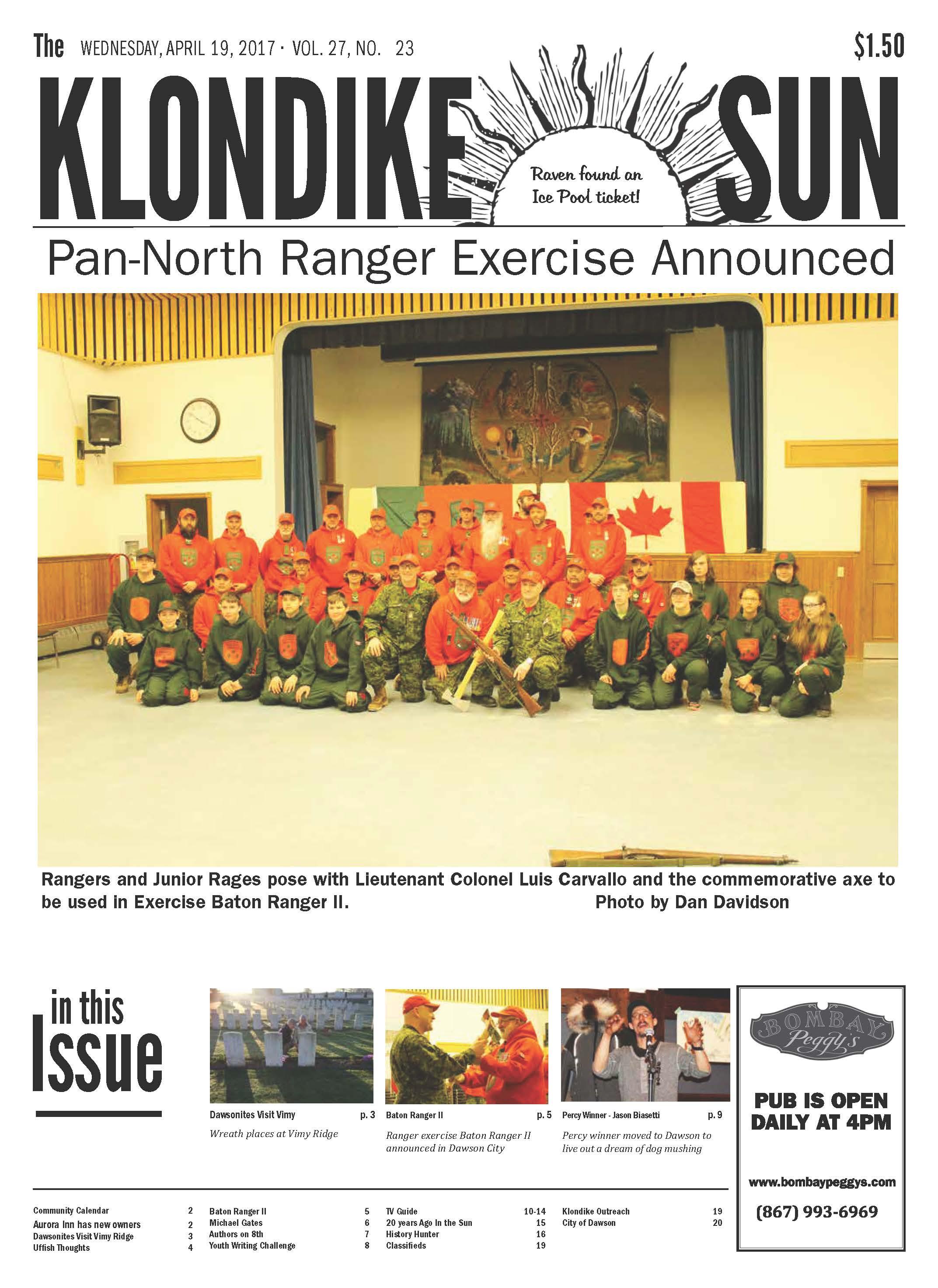 Front Page April 19, 2017