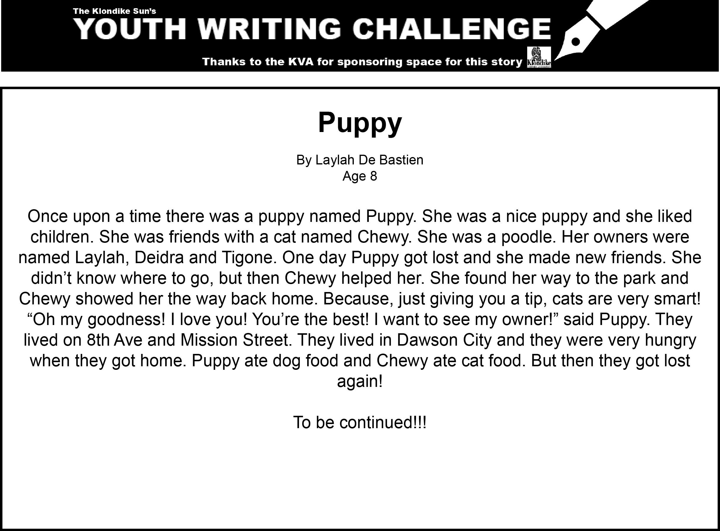 puppy - YWC